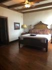 Master Bedroom in Presidential Suite